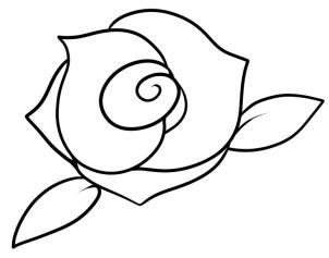 Free simple rose.