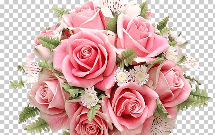 Flower bouquet happy.