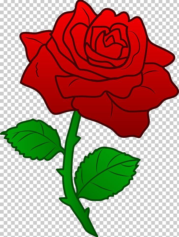Beast rose png.