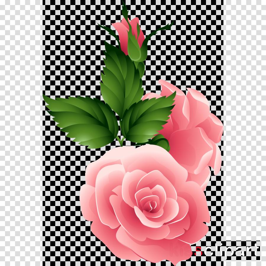 Bouquet flowers clipart.