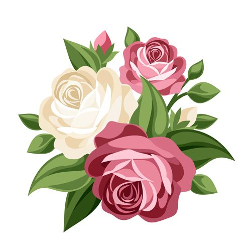 Elegant flowers bouquet.