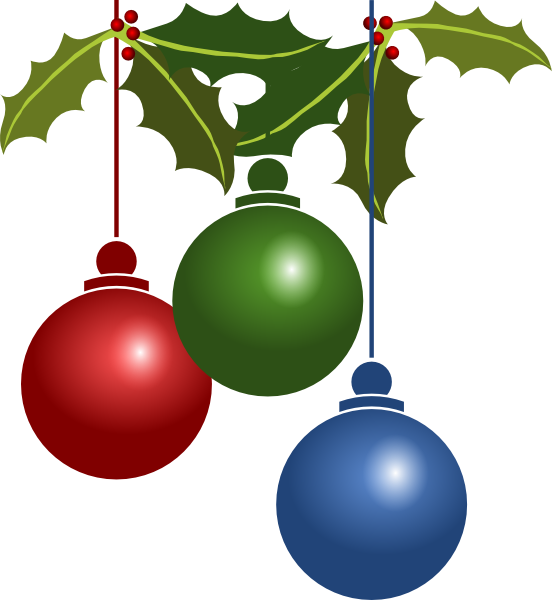 Free christmas garland.