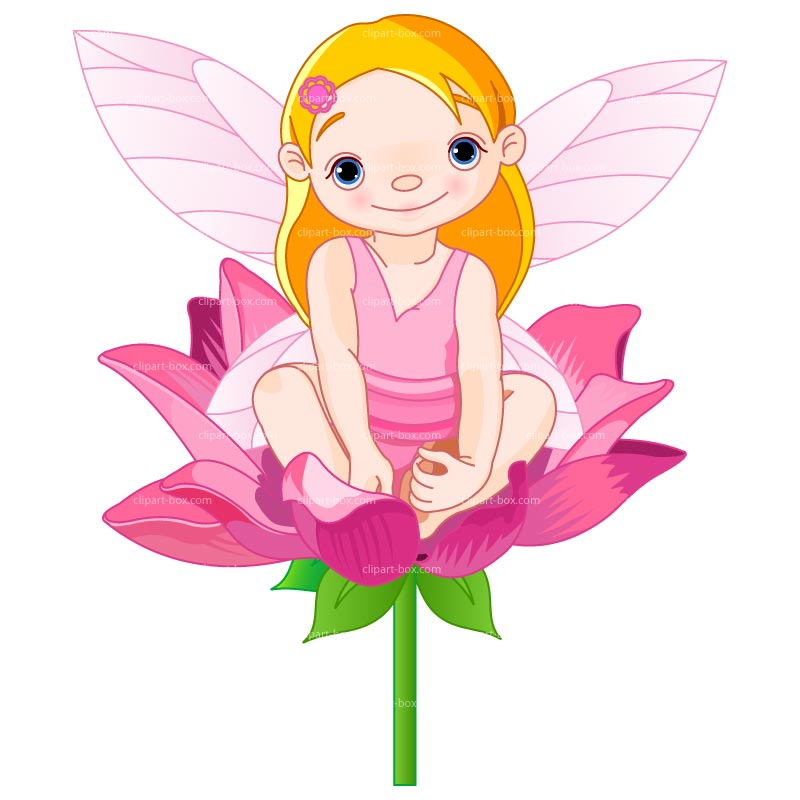 fairy clipart free baby