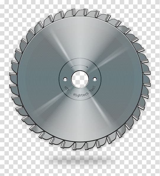 Circular saw cutting.