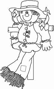Scarecrow clipart black pictures on Cliparts Pub 2020!