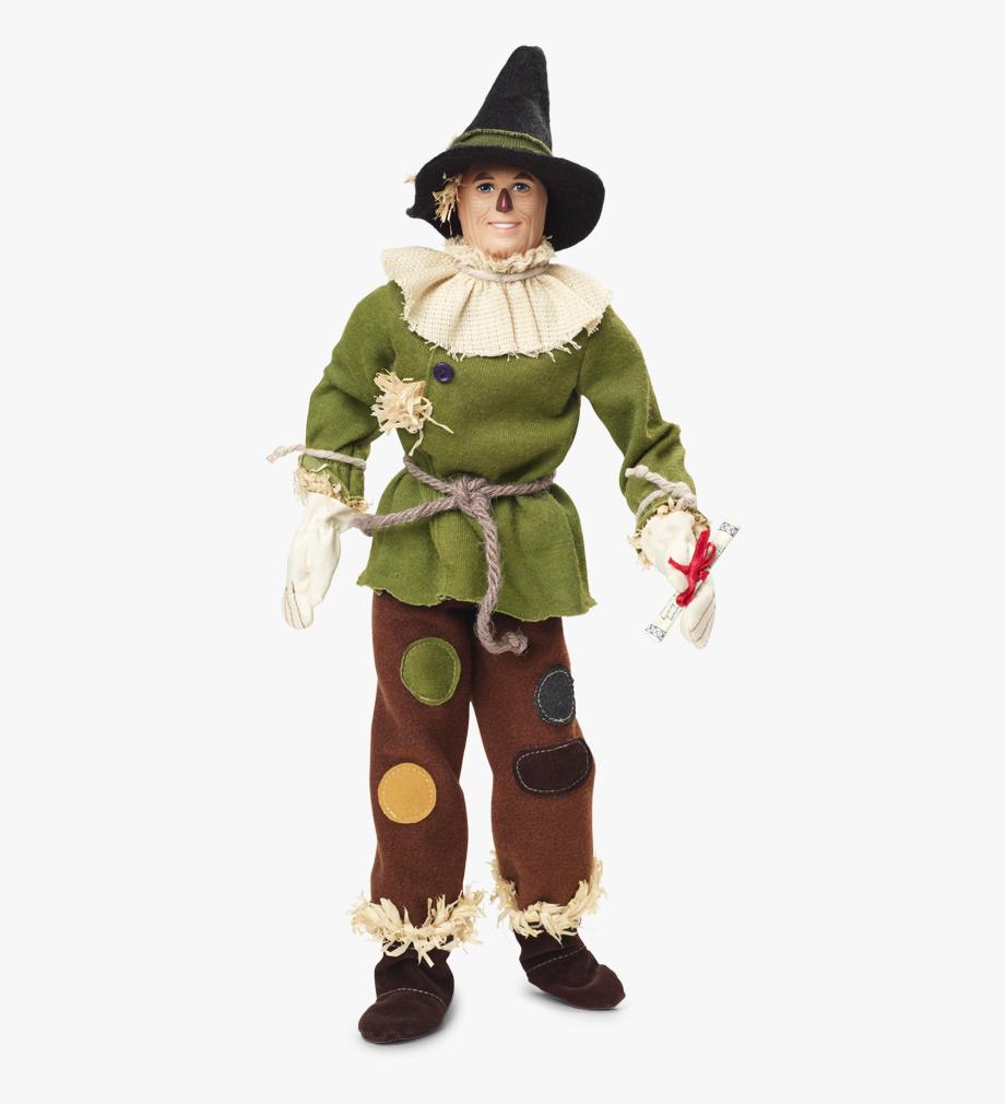 The wizard scarecrow.