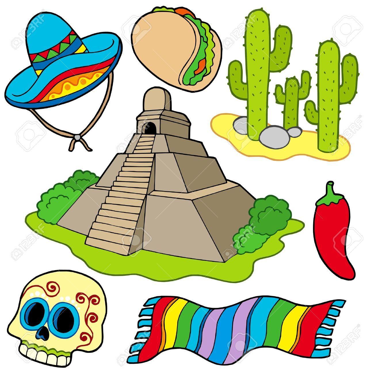 Mexican Culture Clipart