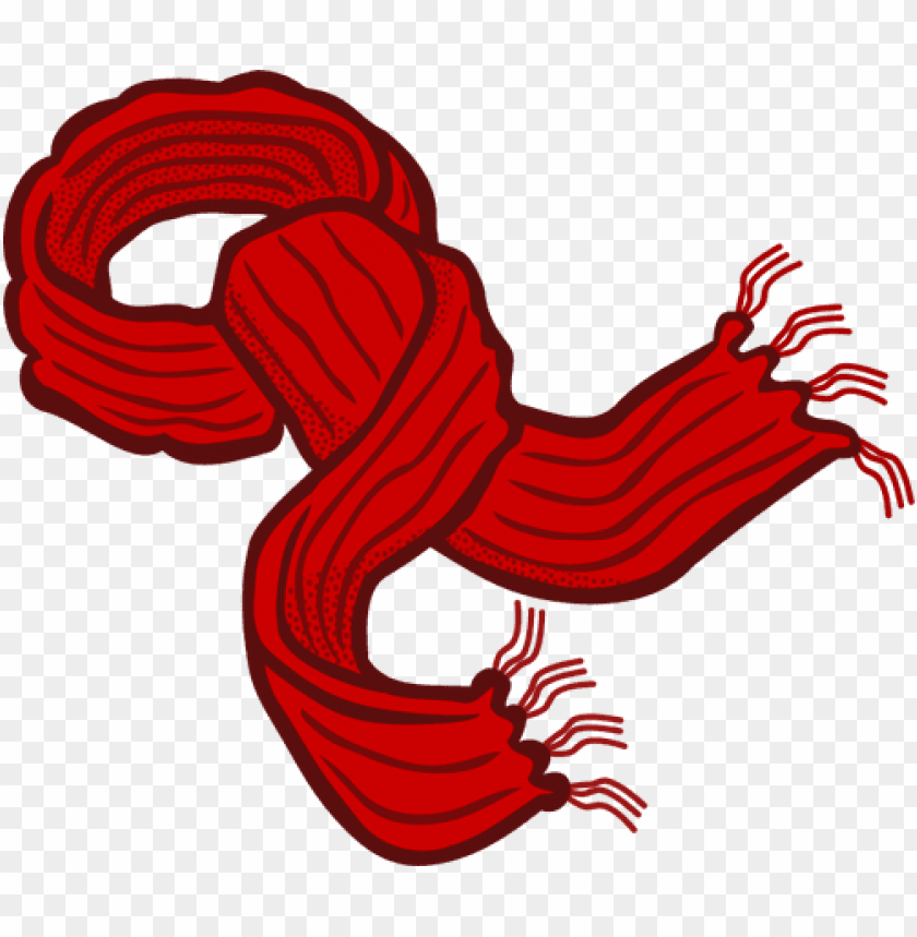 Scarf clipart png.