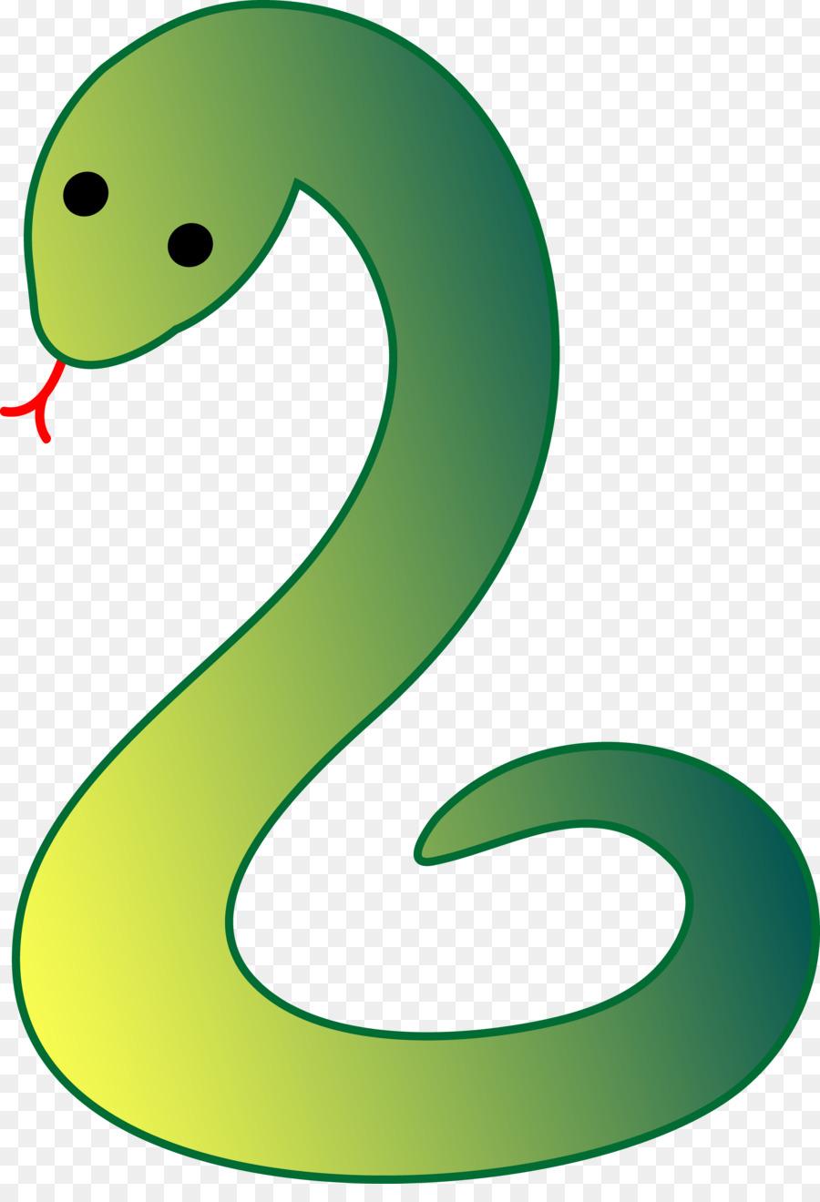 Schlange reptil clipart.