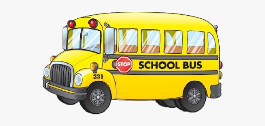 bus clipart transparent background