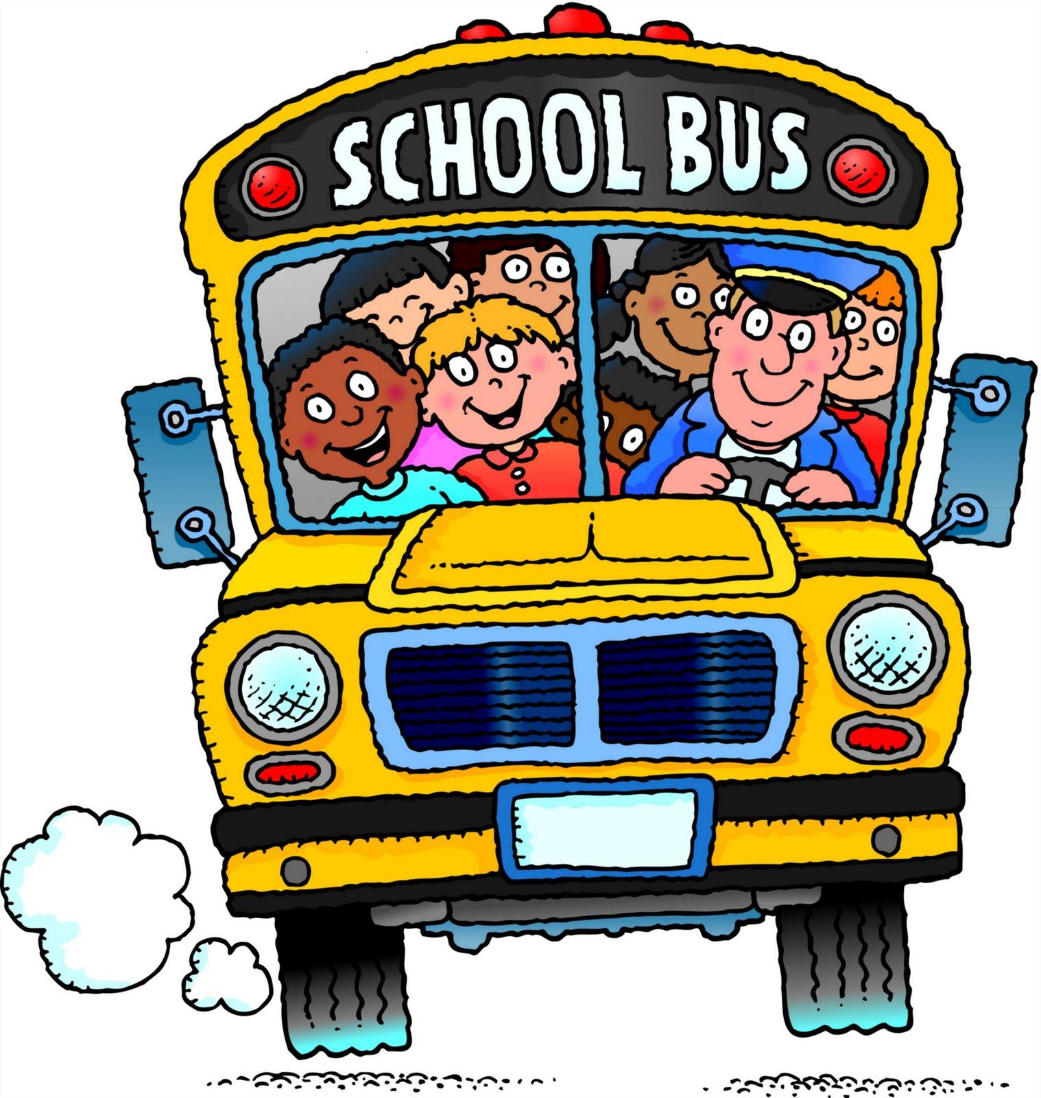 Free school bus.