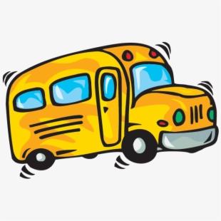 School bus clipart small.