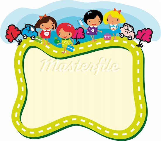 Free Border Designs For School Projects, Download Free Clip