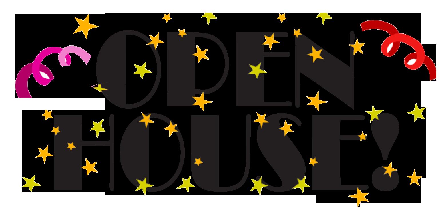 School Open House Clipart