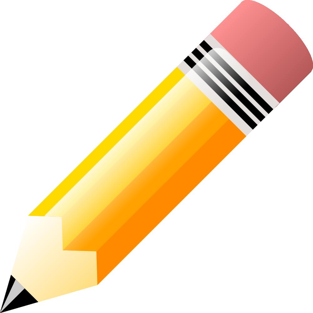 Clipart pencil school.
