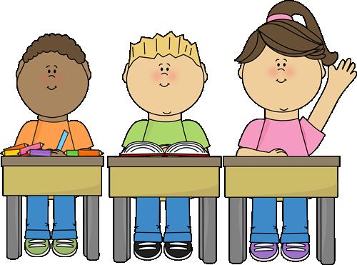 Students school clip.