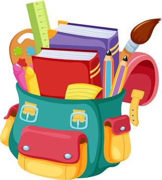 School bags vector images free vector download