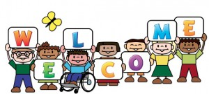 Welcome clipart for school