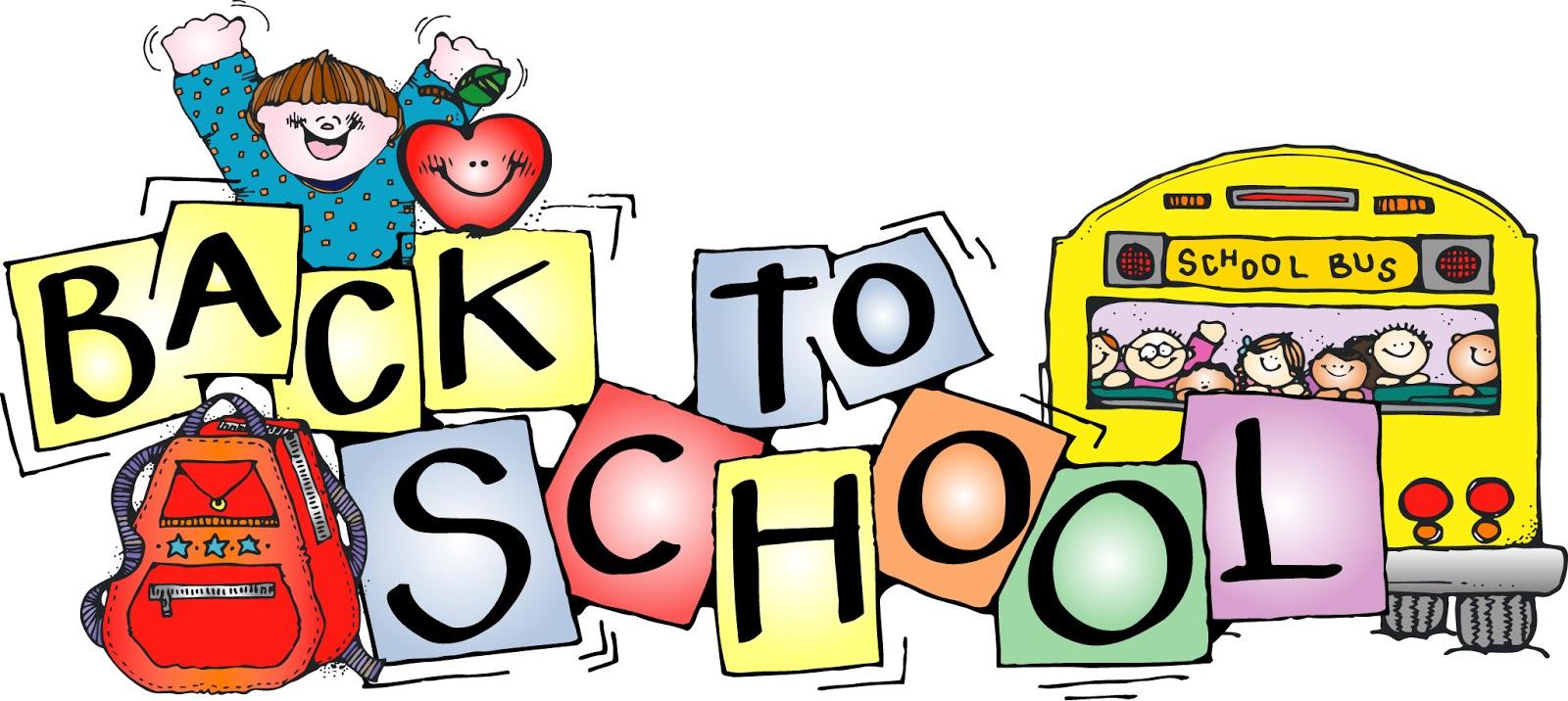 Welcome school clipart.