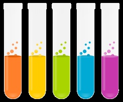 Chemistry science clipart.