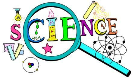 Collection science clipart.