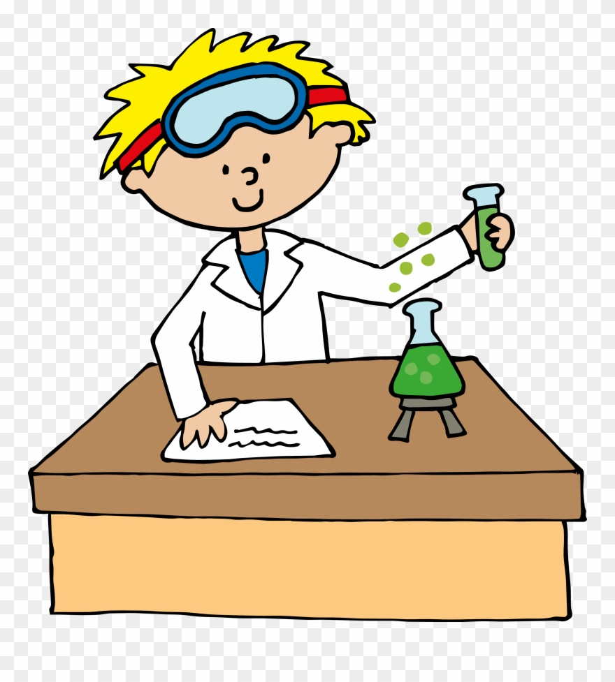 Science clipart craft.