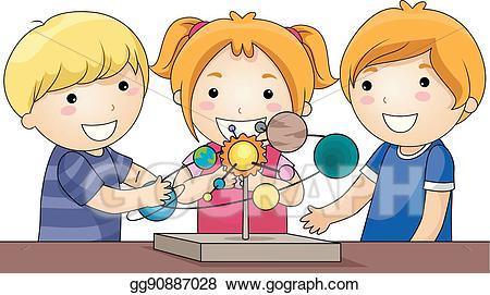 Eps illustration kids.