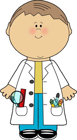 Kid scientist science.
