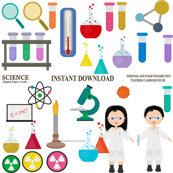 Science clipart chemistry.