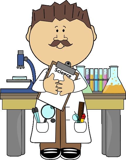 Free scientific cliparts.