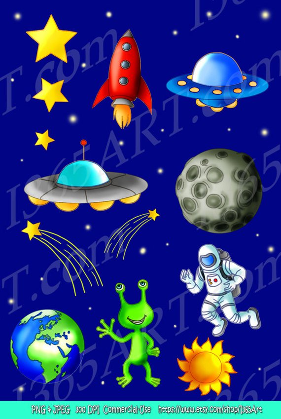 Space clipart space.