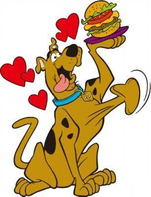 Scooby doo clip.