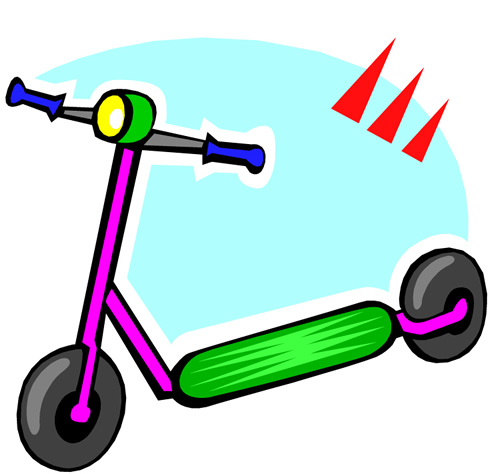 Free Scooter Cliparts, Download Free Clip Art, Free Clip Art