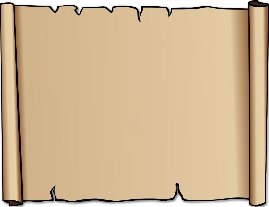 Transparent scroll free.