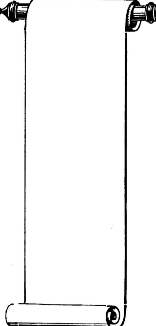 Free scroll clipart.