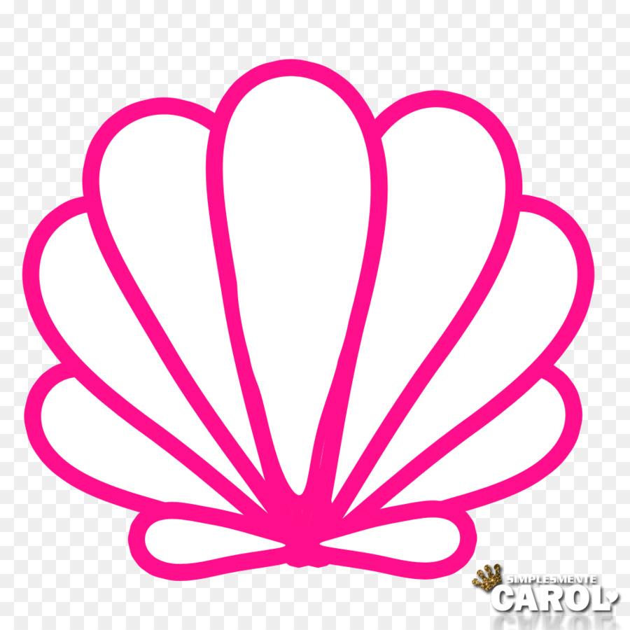 Pink Flower Cartoon clipart
