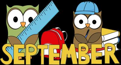 September clipart pinterest.
