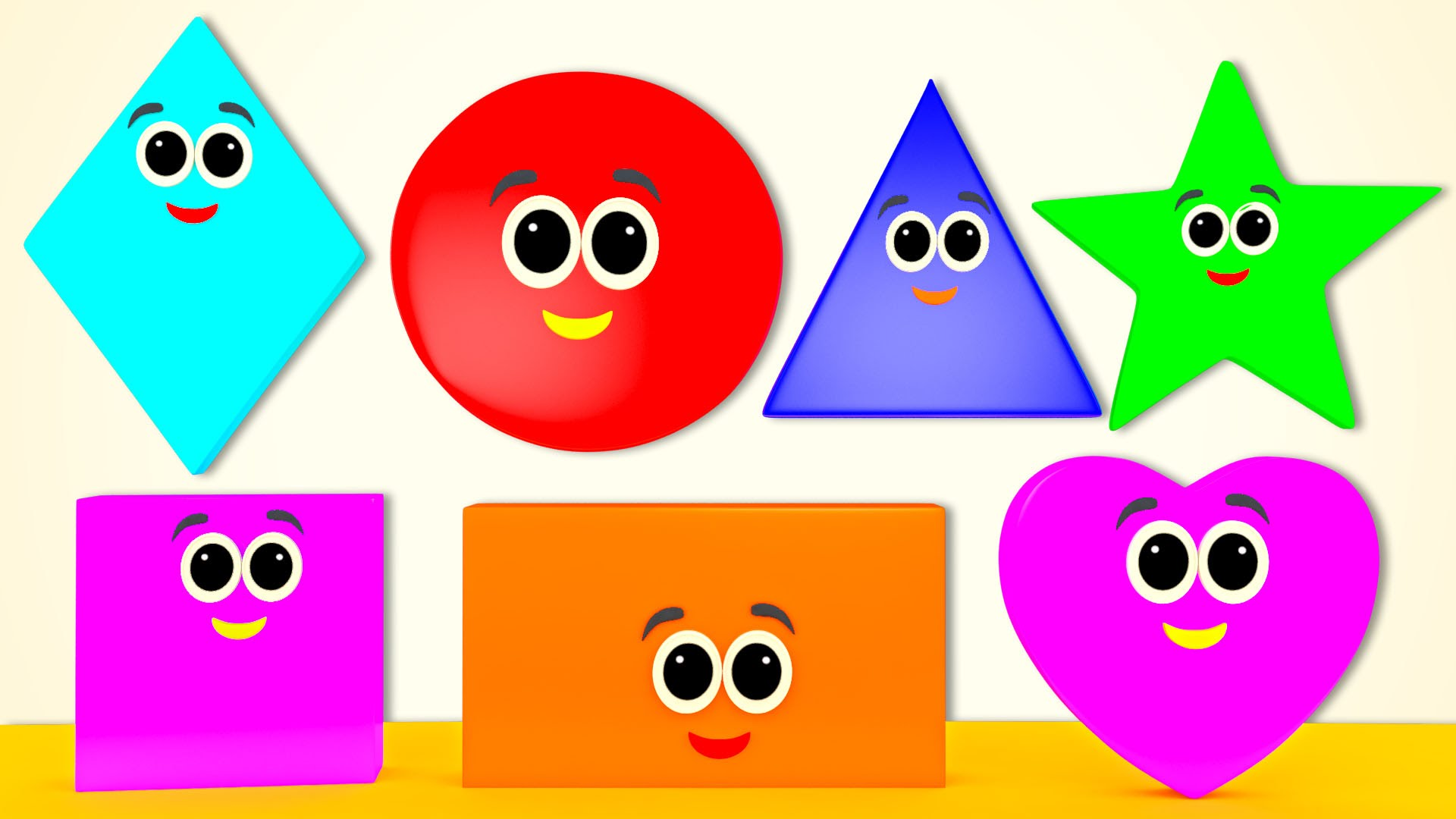 Shapes clipart free.