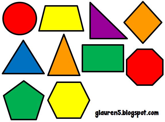 Free basic shapes.