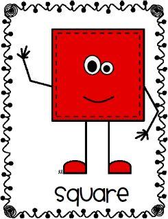 Free square shape.