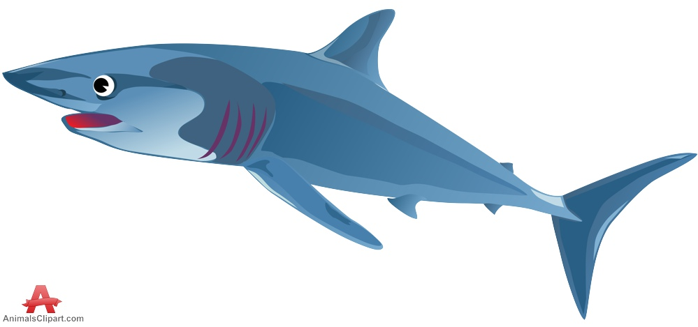 Free shark clip art free clipart images
