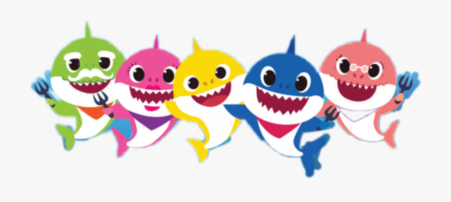 Baby shark printable.