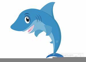 Animated sharks clipart.