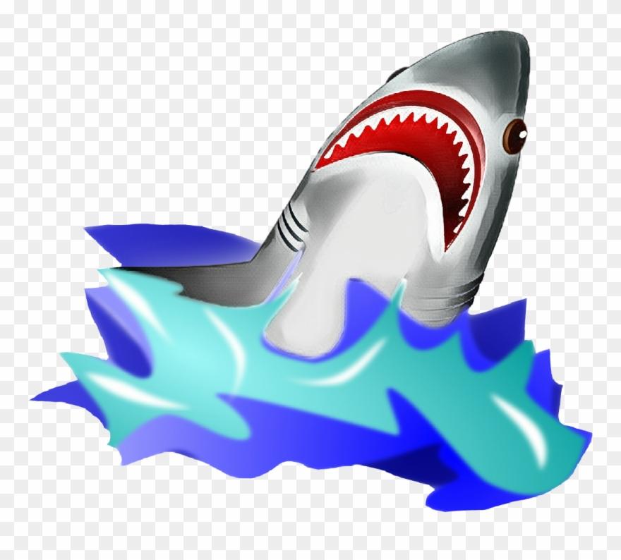 Scsharks sharks water.