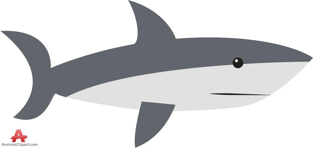 Shark clip art.