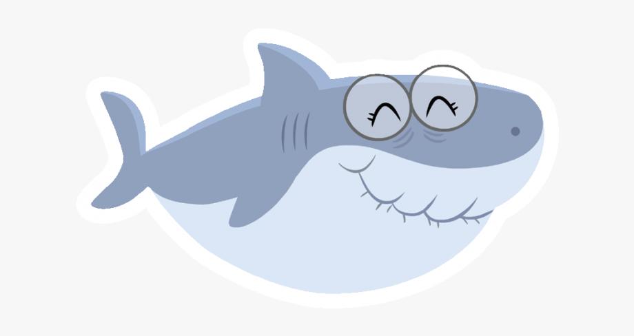 Baby shark clipart.