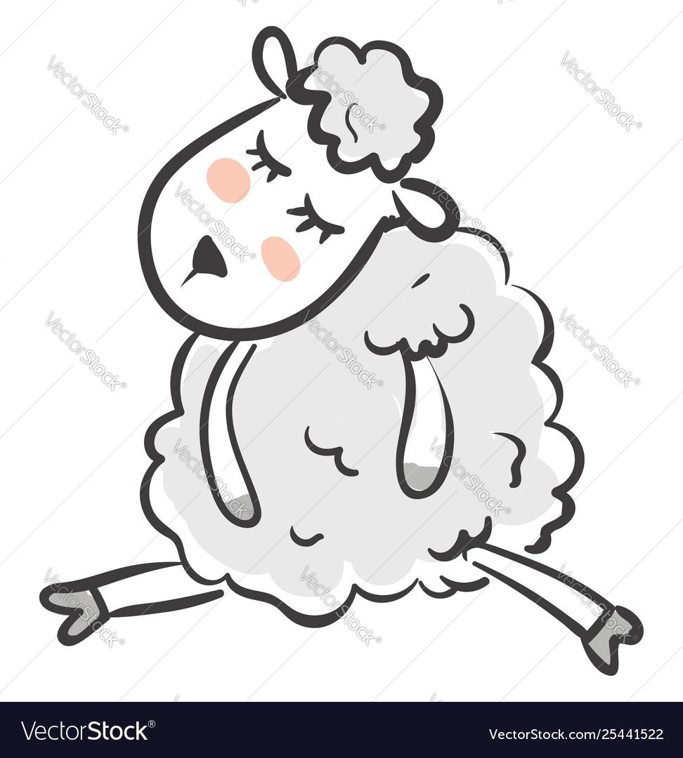 Clipart cute sheep.