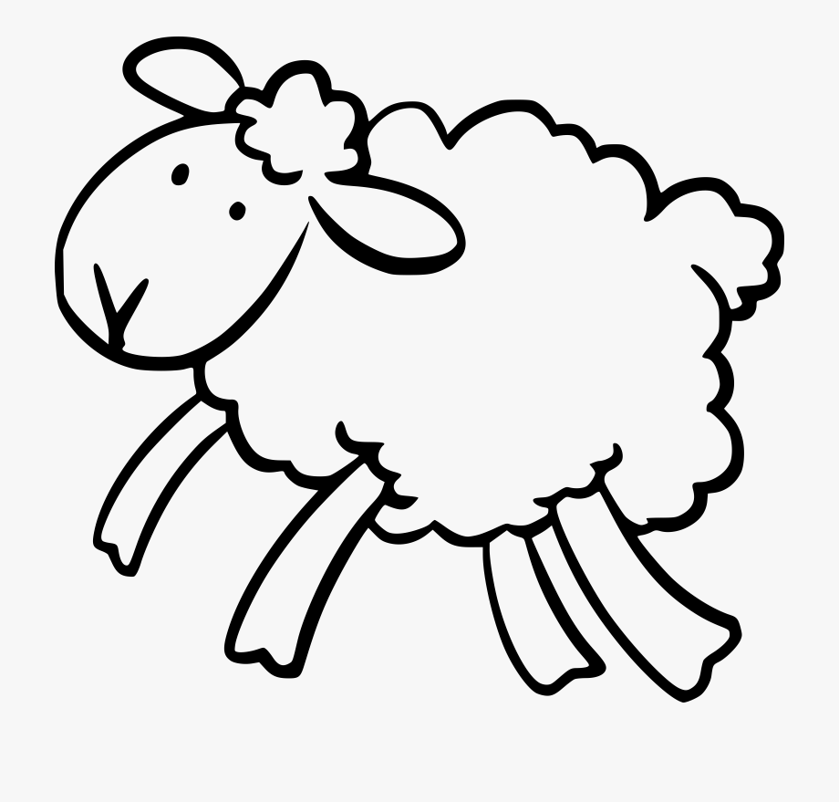 Ears clipart sheep.