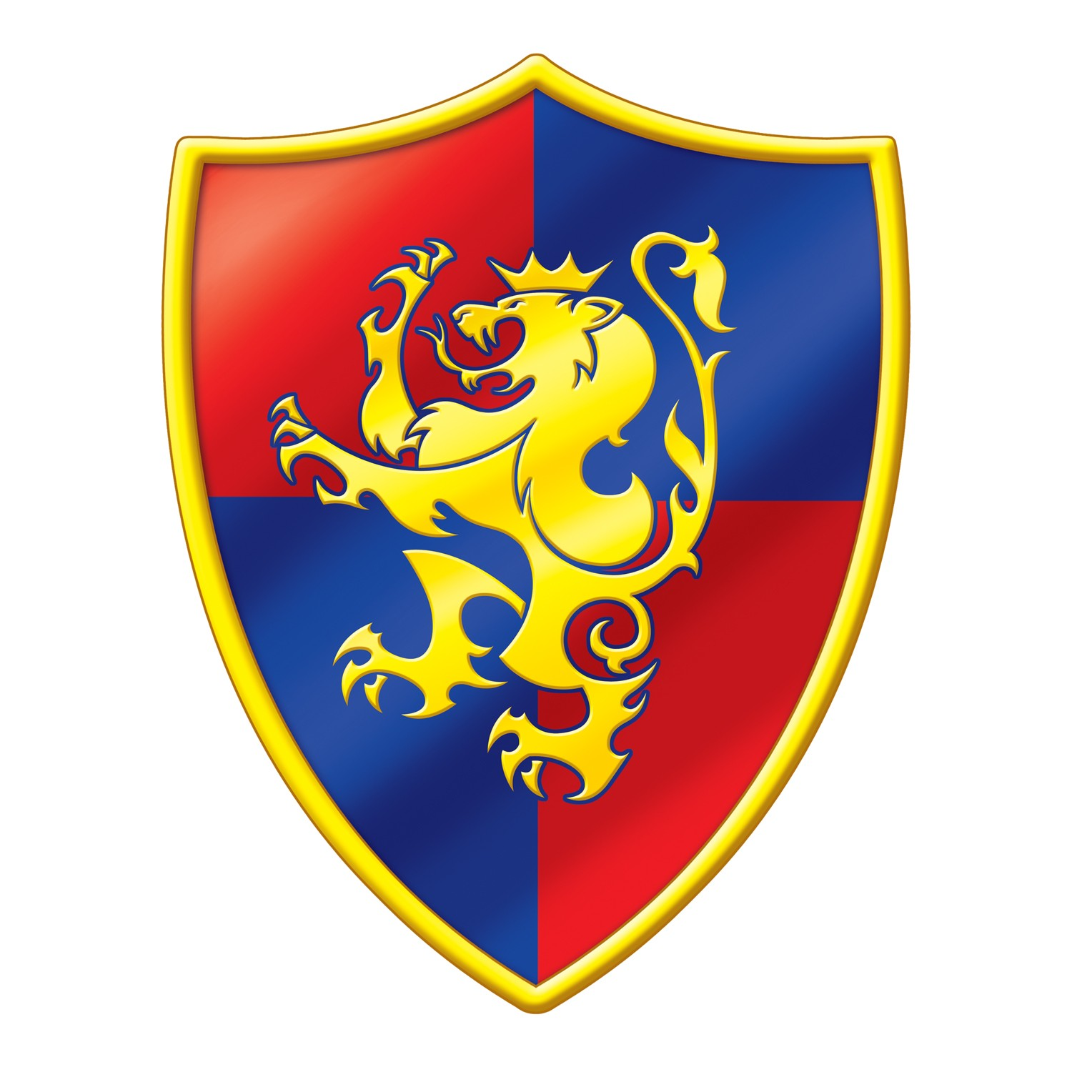 Medieval shield clipart.