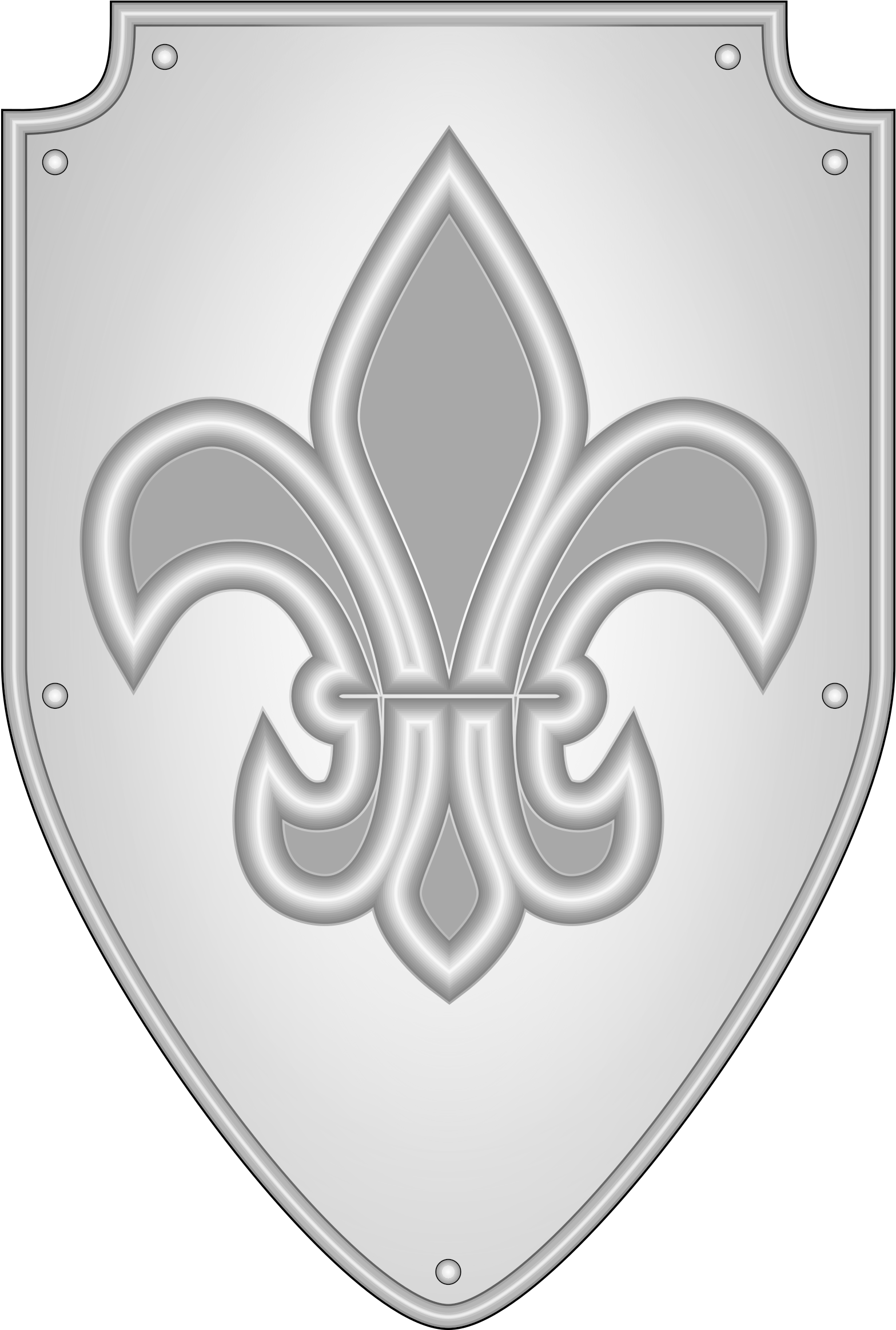 Clipart shield medieval.